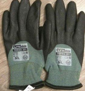 Перчатки Ruskin terma 201 зимние-термостойкие