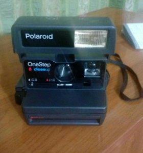 Polaroid OneStep closeup 600