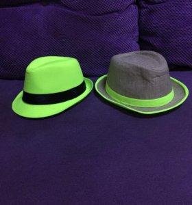 Шляпки для мамы и ребенка