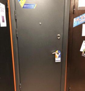 Входная дверь Валберг