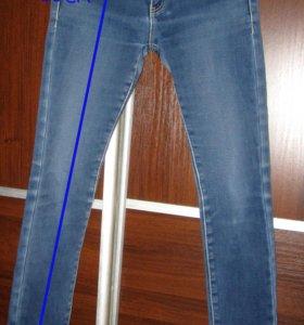 Джинсы Moss Jeans