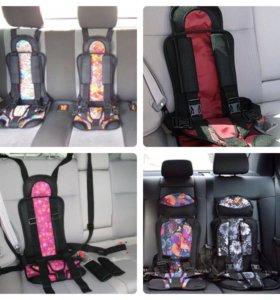 Автомобильное бескаркасное кресло Дак доставка