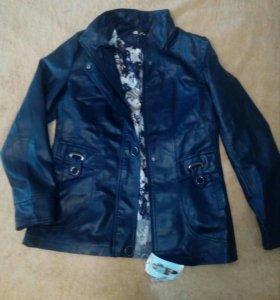 Куртка весенняя новая, размер 44-46