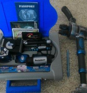Перископ детский набор шпиона чемоданчик