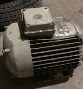 Асинхронный электродвигатель 4 КВт