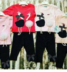 Одежда из Турции для деток по оптовым ценам!Хлопок