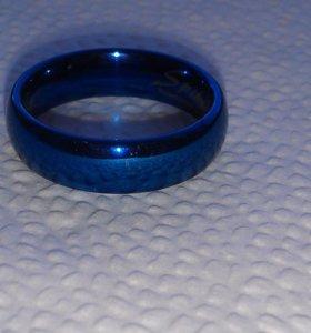 Кольцо из вольфрама SPIKES