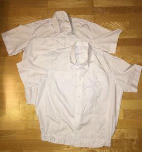 Рубашки белые (милиция)