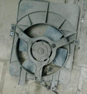 Вентилятор охлождения на ВАЗ 2110-12
