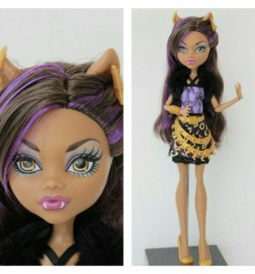 Scaris Clawdeen Wolf 2012 City of Frights