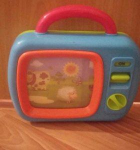Детский телевизор от 1мес