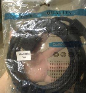 Провод VGA CANLE 3M