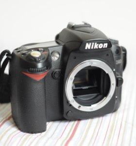 Nikon D90 в идеальном состоянии. Зеркальный
