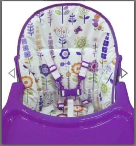 Стульчик для кормления 152 Selby фиолетовый