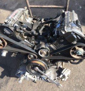 двигатель Audi A6 (C5, 4B) 1997 г. AHA 2.8 5V