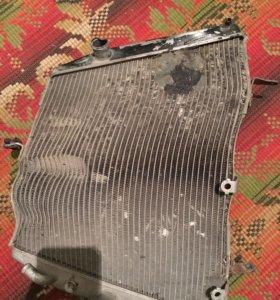 Радиатор на Сузуки джиксер 600