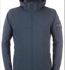 Фирменная куртка Columbia.