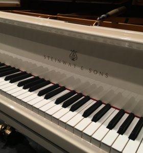 Профессиональная настройка пианино и роялей
