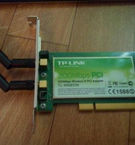 Wi-fi модуль PCI