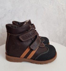 Детская обувь фирмы Тотто