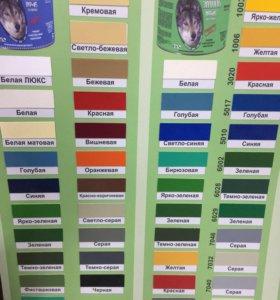 Краска-эмаль пф115 ресурс в ассортименте