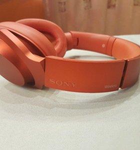 Наушники Sony MDR-100ABN h.ear on Wireless NC