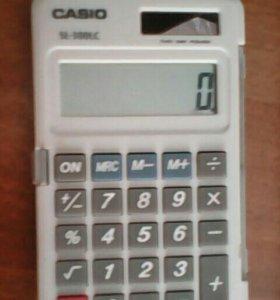 Калькулятор кассио