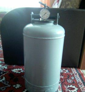 Автоклав на 30 литров новый с документами