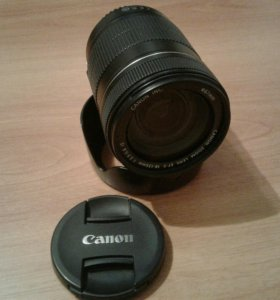 Объектив Canon 18-135 is