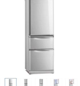 Холодильник Mitsubishi Electric MR-CR46G-HS-R