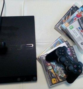 Playstation3 move + торг