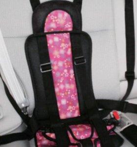 Бескаркасные автомобильные кресла Дак с доставкой