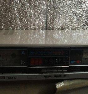 Дека кассетная Вега - 122С
