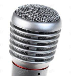 беспроводной микрофон Ritmix RWM 100