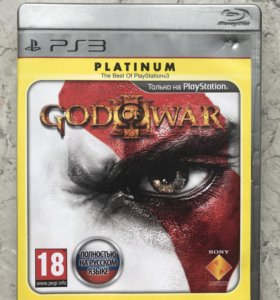God of War 3 на PS 3