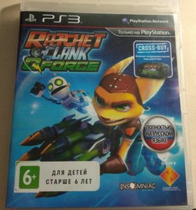 Ratchet and Clank: Qforse PS3