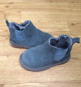 Ботинки Зара новые
