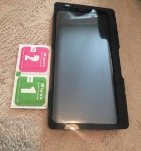 Защитное стекло Самсунг гэлакси S8+
