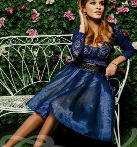 Платье gepur. Коллекция Ксении Бородиной
