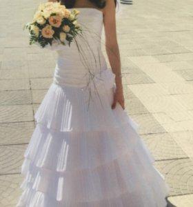 Платье свадебное 42/44