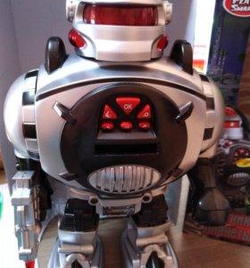 Робот на пультоуправление