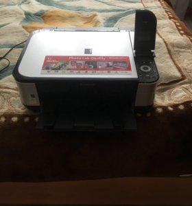 Принтер canon mp 540