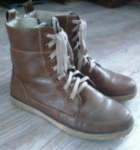 Ботинки зима 44 р