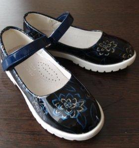 Туфли на девочку 29 размер
