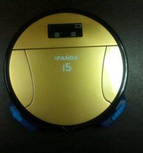 Новый классный моющий робот-пылесос PANDA I5.