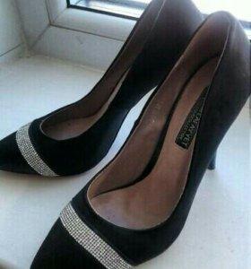 Туфли как новые размер 35