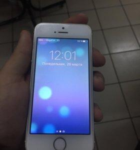 iPhone 5S 16GB Ростест