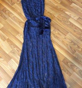 Вечернее платье  новое  44-46