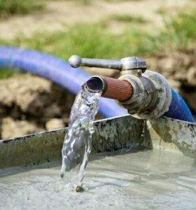 Бурение абиссинских скважин на воду