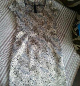 Шикарное платье, сшито на заказ. 48 р